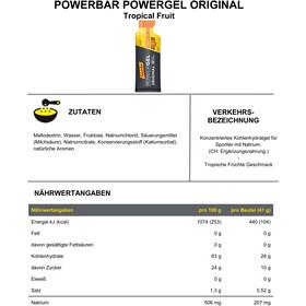 PowerBar PowerGel Original Box 24x41g Tropical Fruit
